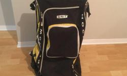 Grit HT1 tower hockey bag (large), good shape