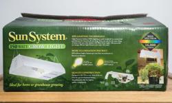 Sun System HPS 150 Watt Grow Light