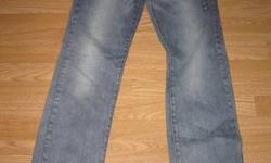 Guess Jeans Size 30 Lincoln Slim Straight   NEW WITH TAGS - Never Worn Price Tag $108.00   Asking $40.00