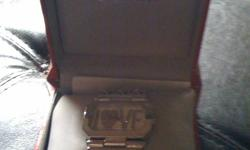 Guess watch : never worn bought as gift but 2 small. $150