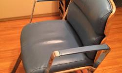 Hydraulic hair Salon Chair - Good Condition. Matching Hair Dryer also for sale