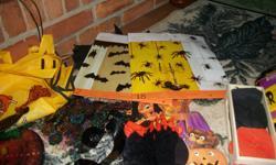 Halloween Resource Kit- Crafts, Books, Resources, Games, Halloween Decorations