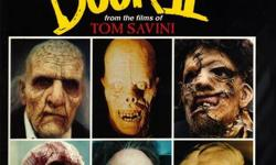 """Awesome """"how-to"""" book for the fiendish Halloween horror make-up artist!!Learn some wicked,gruesome techniques from this tome by the horror/gore make-up effects master Tom Savini.... Grande Illusions: Book II ----> $25   (250)723-8870 **Local pickup would"""
