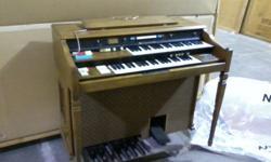 Plug in Hammond Organ, great shape, works good. $250 will consider reasonable offers.