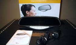 For sale is a YADA YD-V16 Hands-Free Rearview Mirror Speakerphone. The unit features the following: Phone Book data transfer via either OPP (Object Push Profile) or AT command Ultra large phone book capacity (600 Entries) Scrolling caller ID (name and