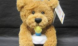 Happy Birthday! by GUND   If your looking for something a little extra special for someone who is a little extra sweet, than this little birthday bear is just the thing you've been looking for!   Another fabulous bear by GUND is brought you by Bears &