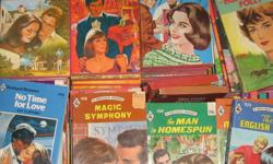 ***FREE***Hundreds of books, in great shape, dated 60's, 70's & 80 's***FREE***