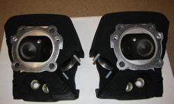 New Cylinder heads, cylinders, pistons, and cams from a 2000 Softail Twin Cam 88.  Taken off the bike at time of purchase to upgrade to performance parts.  All parts are in excellent condition.    Complete package would cost $1800.00 dollars retail to