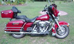 I?m posting my uncles 2006 Harley Davidson Electraglide Classic, very clean and well maintained, lots of chrome, python pipes, and stored inside.  15000 miles, asking $15000, please contact me or call Vic at 905-372-7406.