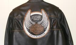 Very good condition Harley coat.