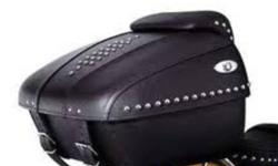 WANTED: Harley Davidson Leather Tour Pak. If you have one in very good to mint cond, please contact. Would be fine with either studded or plain version. Thanks in advance.