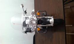 Harley Davidson Motorcycle Replica with remote