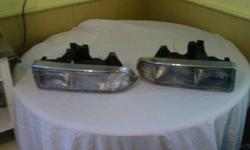 Headlights from a 2001 Chevy Blazer will fit 1998-2005 models 30.00 each call me at 289-320-9045
