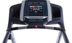 FEATURES * The Healthrider H70T Treadmill features an 8 Week Progressive Weight Loss Program with Jillian Michaels included * iPod® Compatible Audio* and Integrated Tablet Holder lets you plug your iPod® or MP3 player into our built-in sound system with