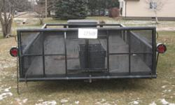 Heavy Duty Trailer forsale   Appr. 81/2 ft. x 21 bed. Great shape Good tires          Price 3500 firm.  853-3494 or cell.. 853-6855 Leave a messege and we will get back to you  ASAP.    Bobby Ikerd