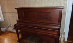 I have a Players Piano for sale.   Heinzman & Co. Toronto, Canada. Agraffe Bridge Pato, March 10 1896. Also with the piano there is over 100 scrolls of music.