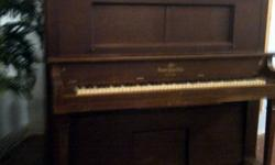 Heintzman upright piano to give away .....came with the building and I don't play piano.   Its in great shape!   Free - just arrange/pay for the move to your place!