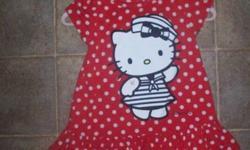 H&M Hello Kitty Summer dress- good condition