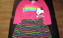 CUTE Hello Kitty long-sleeve top - size 2T In new condition $5 Can meet in west end of ottawa (kanata) or pickup in Constance Bay