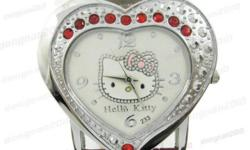 Hello Kitty Watch. NEW Comes with battery. Email or Call 519 438 8887