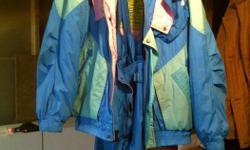 K2 Performer ladies or mens winter coat/pants combo Size: 42 $50