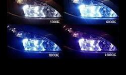 HID kits starting at $130.00 +tax and install LED mini bulbs starting at $ 18.99 Derand Motorsport also sells: Auto Starts, Car starters, Car Alarms Car accessories (Bug Deflectors, Vent Visors, Bull Bars, Running Boards, Chrome Styling) HID Lighting, LED