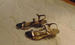 high heel shoes size 8.5 (#303 Route 14 Coleman)