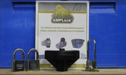CUSTOM CARGO CONCEPT   Got a trailer stollen already.... Keep your stuff safe and secure with AMPLOCK.  Best lock on the market PERIOD....   *Why install a cheap lock on your investment. No sense to pay 40$ on lockS to secure your 2000$ and up trailer,