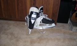 Hockey Skates--$25.00/pair--all in good condition Adult CCM Super Tacks--Size 9/10 Lange- Magnum 9 with boot insert--Size 11 CCM Tacks-- Size 7 1/2 Figure Skates Lange Freestyle--Size 9 -- Boot insert--$25.00 Ladies Daoust figure skates-- Size 10 --