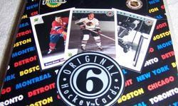 1992 Original Premium Hockey Card Series Box 36 Packs Plastic Sealed Venders Box 360 Mint Cards