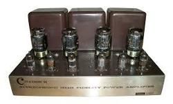 Hi, i recently was at a gentleman's house, where i heard quality tube amplifier sound for the first time. I have been bit by the bug! I know that they can be pricey, but I would like to buy one decent quality, fully functioning tube amp, and if available,