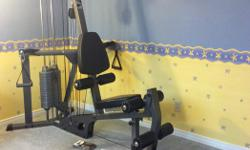 Para-body CM3 Cable system for sale. System is in immaculate condition.Comes with Exerciscable motion gym system video and User's Guide. Buyer is responsible for moving and installation