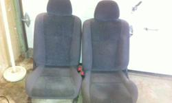 I am selling my 1996-2000 Honda Civic seats. In great condition.asking 60.00 O.B.O will fit all civics from 96-00.   NO RIPS if add is up its still for sale check out my other ads