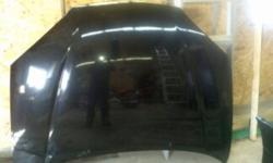 I have a hood and bumper cover to fit a 2000-2004 Chrysler Intrepid. Make me an offern i need the space! They are in excellent condition