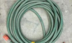 lot of 3 hoses, varying lengths (25' +).