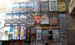 I have a huge lot of Hockey,Baseball and Football cards.There are too many to list individually but if you see something in the pictures you want to know more about just ask.I am asking $2000.00 and that is far less that this lot is worth but will