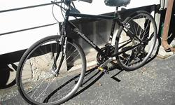 Hybrid Road Bike,Cyclemania,21 speeds,alloy rims,lever brakes,ready ride,just $100.,no text or e-mails please, Scarborough, [416] 543 -1495.