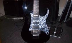 steve vai Jem   good condition evolution pickups   Make an offer  It's Christmas I just might take it.  open to trades