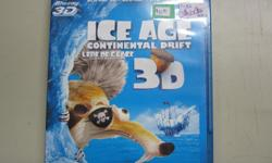 Includes 3D and regular Blu Ray disks, DVD and digital copy and special features. Reduced price of $12 includes tax (10.71 + 12%). Blu-Rays ARE VERY SCRATCH-RESISTANT so buying used makes sense! We also have other 3D Blu-Rays and more... at The Bay Street
