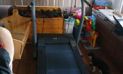 Perfect condition highly valued treadmill. 150. OBO