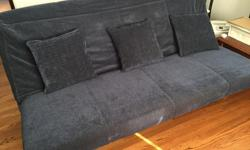 Attention students! Great deal! IKEA futon with spring mattress. Immaculate condition. $275 Paid over $400.