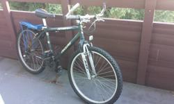 "Infinity Incline Mountain Bike 16"" Frame 26"" Wheels"
