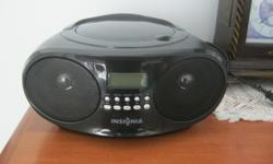 - AM FM radio and CD player, $20 I am in Westboro.
