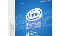 Intel Pentium Dual-Core processor with original packaging. SPECS: E5200 2.50GHz, 2MB Cache, 800MHz FSB, TDP 65W $30   Wanting to upgrade from INTEL Stock Heatsink?  Upgrade to Arctic Cooling Freezer Pro 7 for an additional $15.