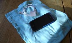 3GS 16GB white  iphone in nice condition. Works great. iPhone is Unlocked and can be used on any carrier....Bell/Roger/Telus , worldwide. Comes with protector case and cord and charger. Should be available next tuesday.