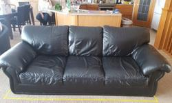 EUC. This is a custom ordered Jaymar Sofa from Alford's. High quality leather on the entire sofa. Excellent condition. No holds. Pick up only. Cross posted.