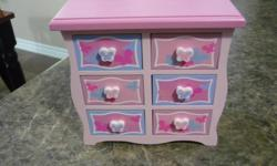 "Jewellery Box for Kids 8""x8""x4"" Located in Barrhaven."