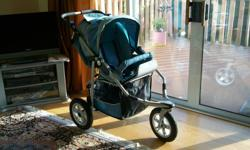 Zooper Jogging Stroller excellent shape. This stroller is filled safety features. Very manoeuvrable and easy to use. Phone 250-589-4507.