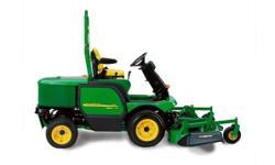 """2013 John Deer Lawn Mower 1462TC diesel 4x4 with 62"""" rear discharge"""