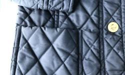 Jones New York Signature Women's Coat Black